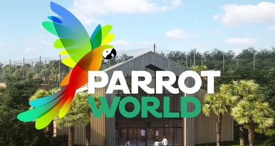 Prolongation des PASS ANNUELS: Parc Animalier PARROT WORLD