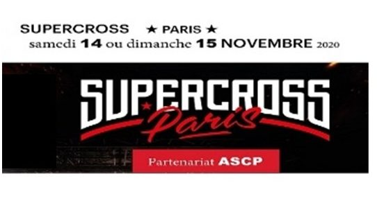 A ne pas louper !  SUPERCROSS Paris